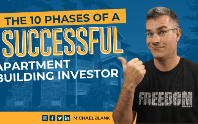 The 10 Phases of a Successful Apartment Building Investor
