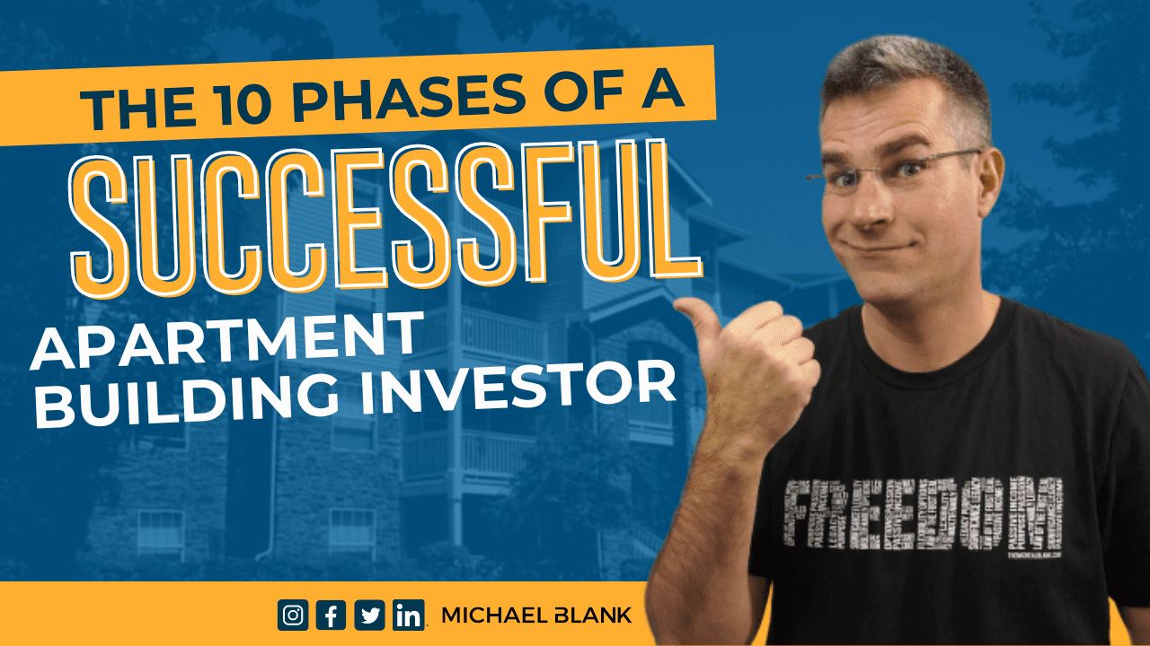 The Phases of a Successful Apartment Building Investor