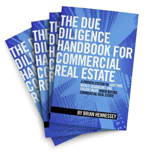 The Due Diligence Handbook For Commercial Real Estate by Brian Hennessey