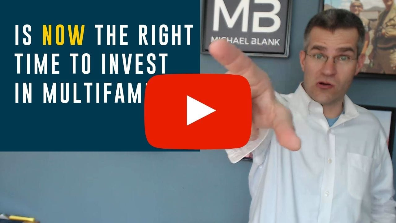 Is NOW the Right Time to Invest in Multifamily?