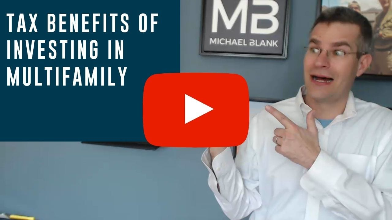 Tax Benefits of Investing in Multifamily