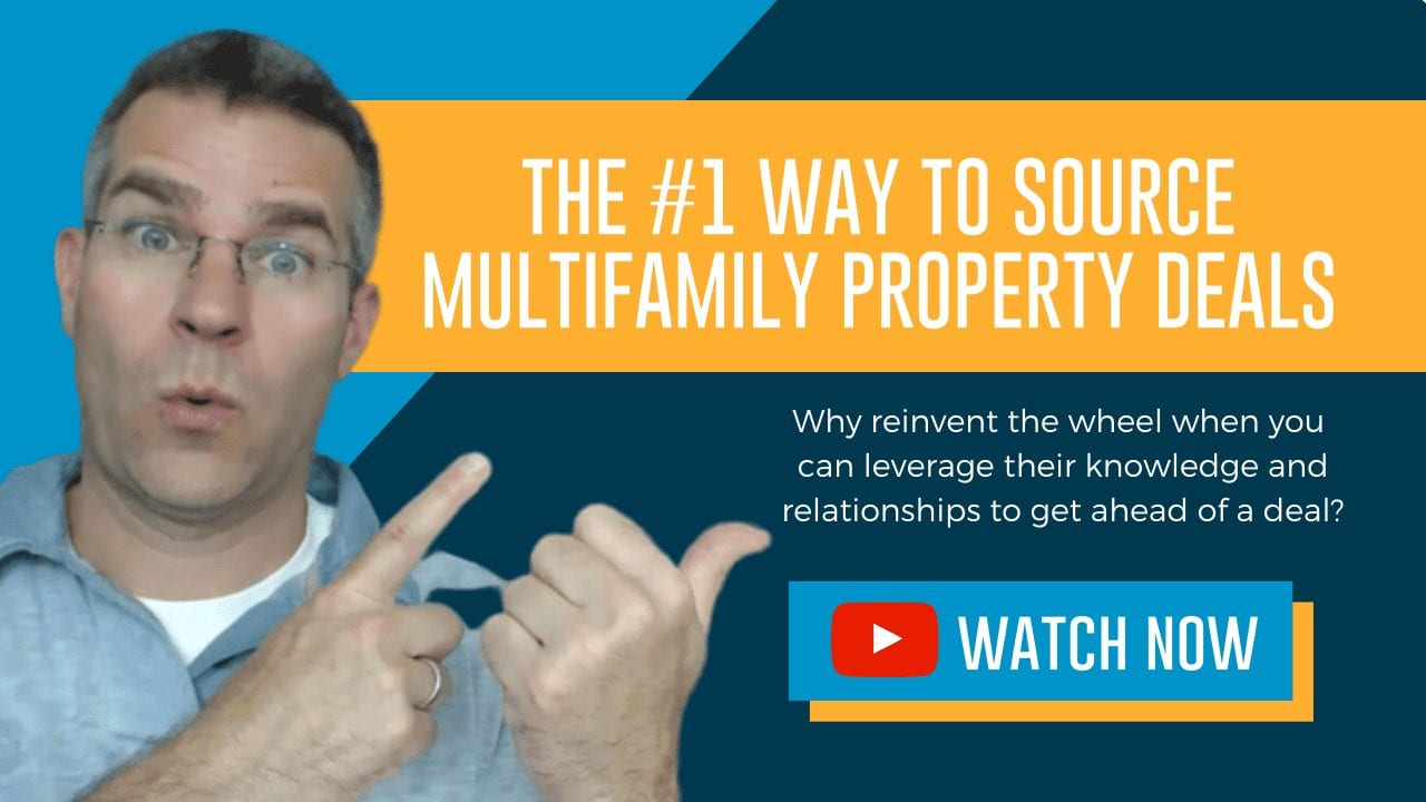 The #1 Way to Source Multifamily Property Deals