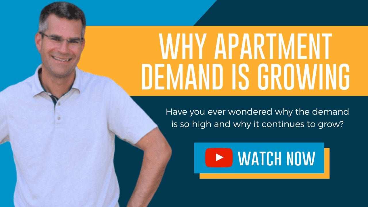 Why Apartment Demand is Growing