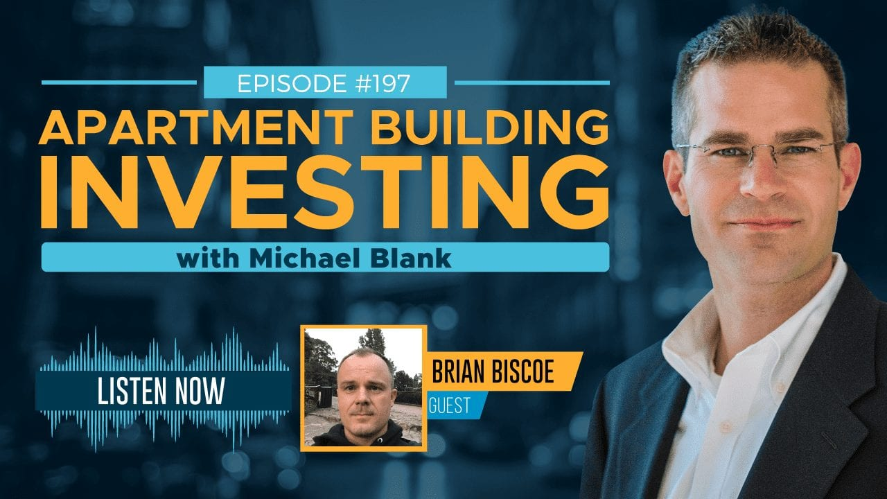 Joint Venture to Accelerate Your Multifamily Success – With Brian Briscoe