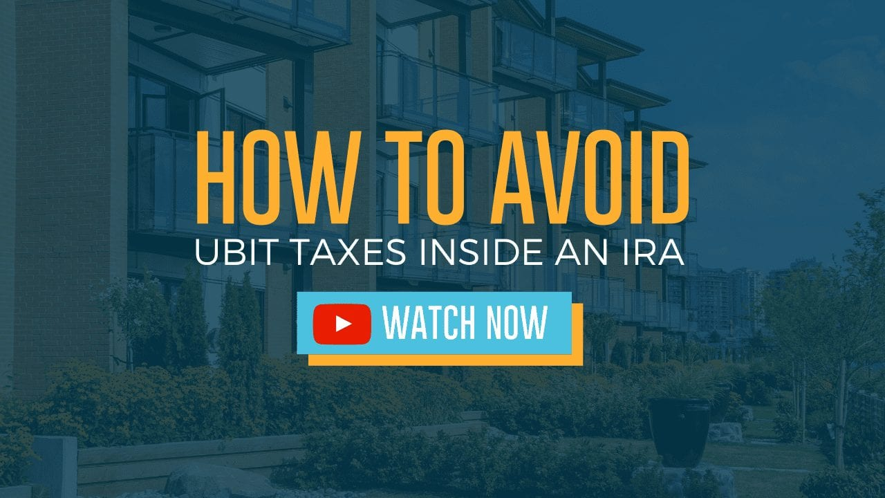 How to Avoid UBIT Taxes Inside an IRA