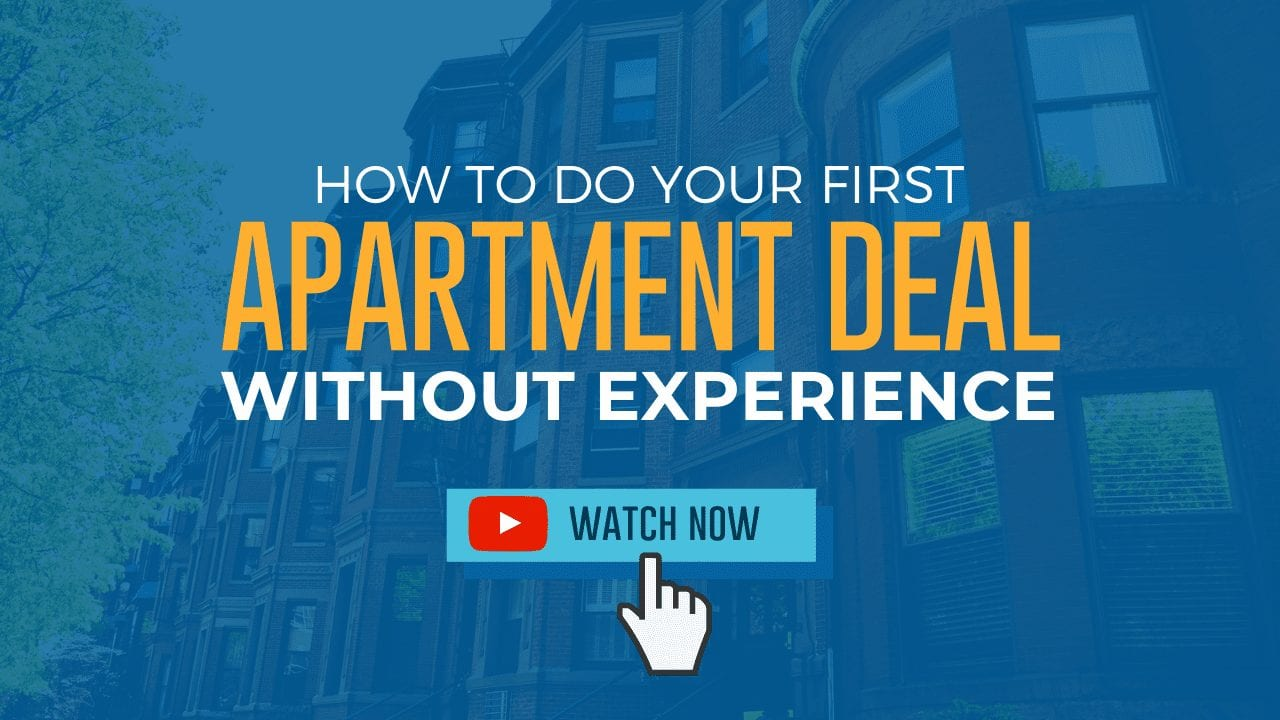 How To Do Your First Apartment Deal Without Experience