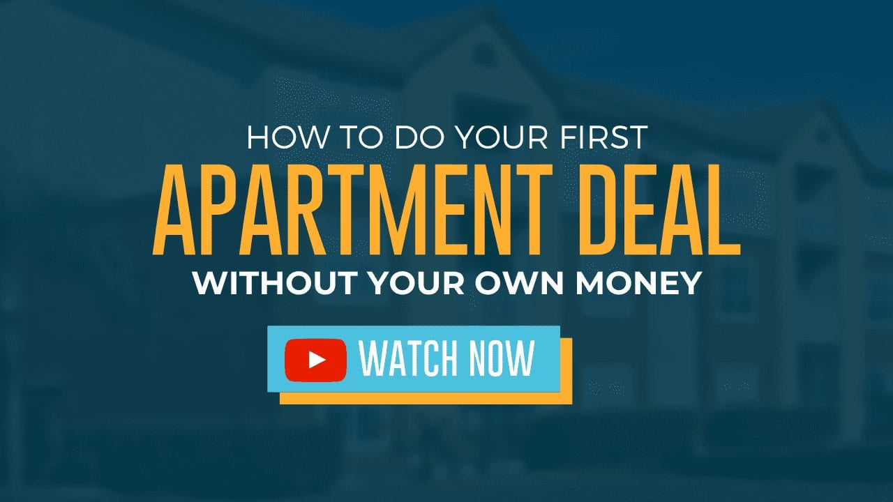 How To Do Your First Apartment Deal Without Your Own Money