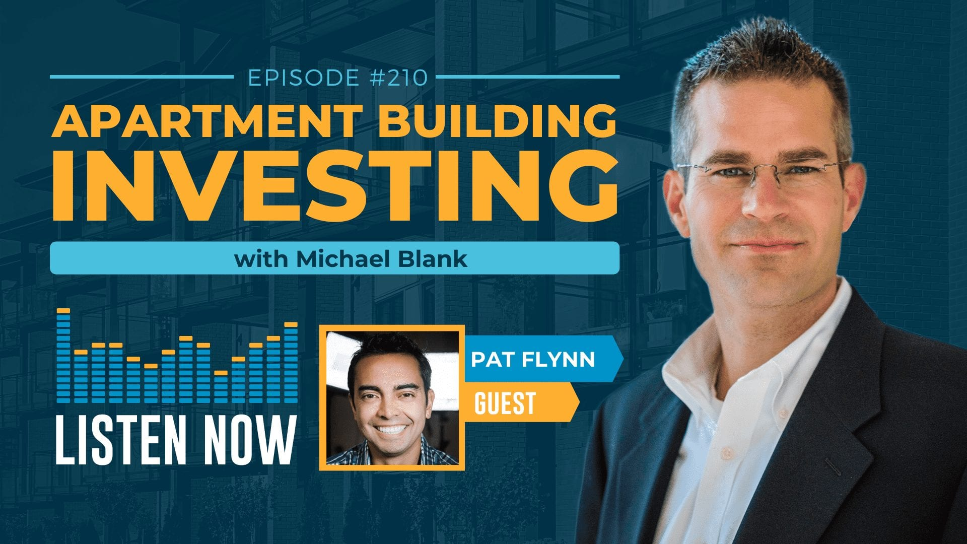 MB 210: Build an Online Platform & Connect with Investors – With Pat Flynn