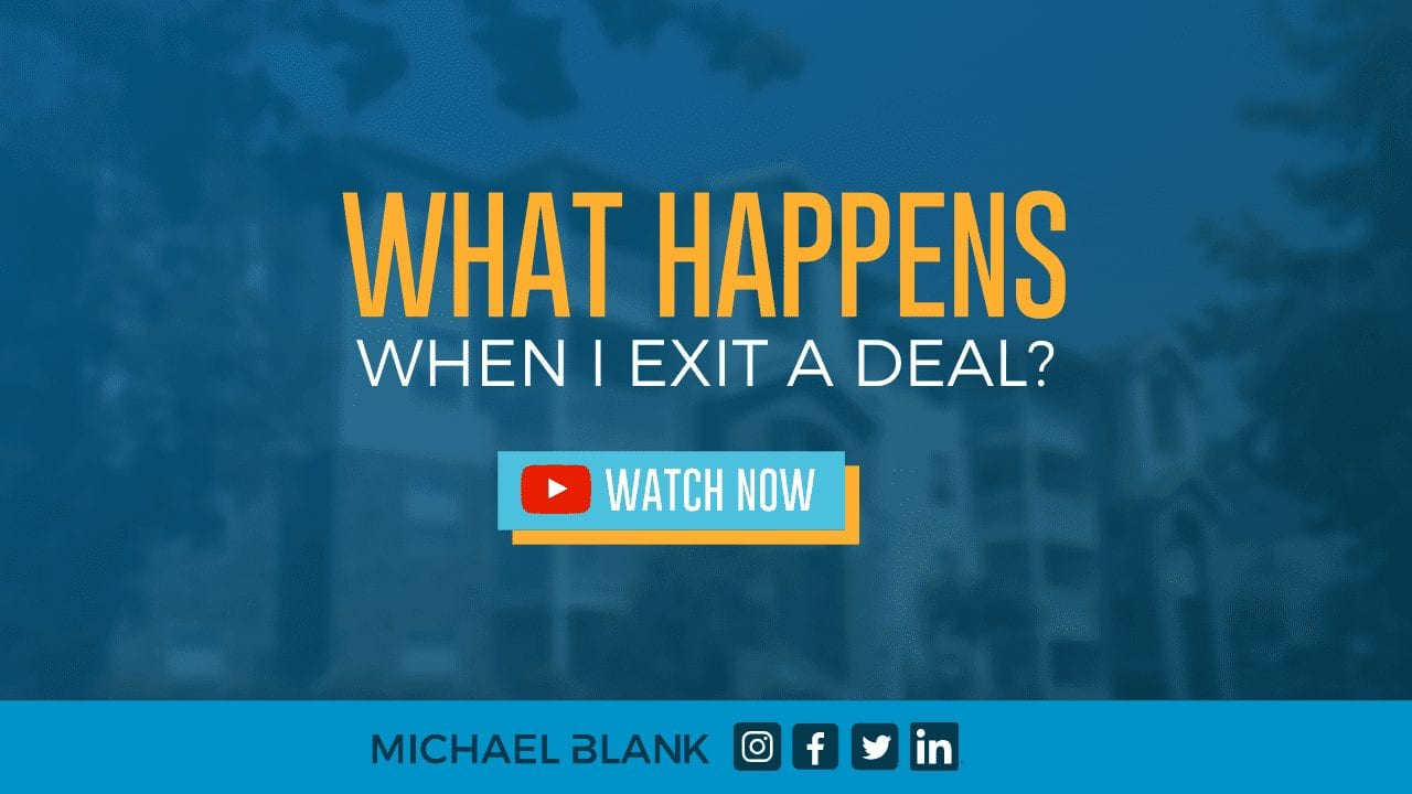 What Happens When I Exit a Deal?