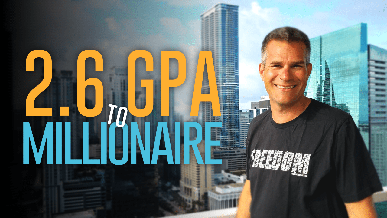 MB 251: You Don't Need Good Grades to be a Millionaire With Pat Hiban, Tribe of Millionaires