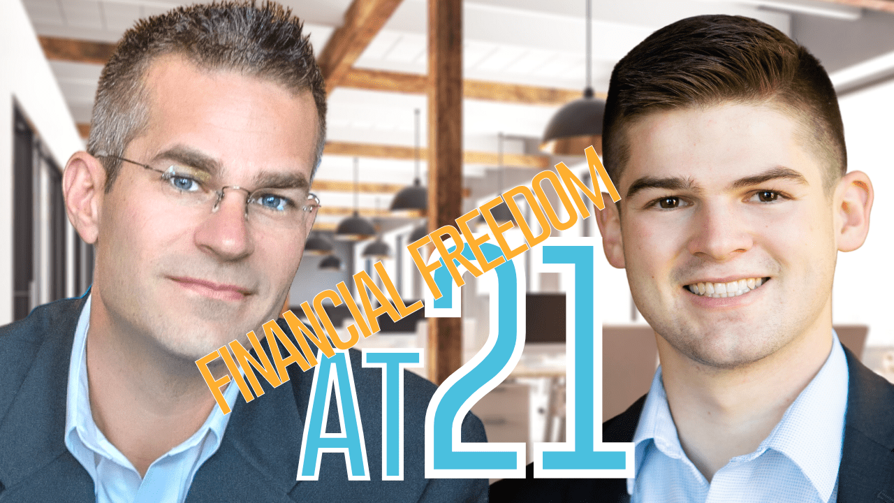 MB 257: Achieve Financial Freedom Before You Turn 21– With Cody Davis