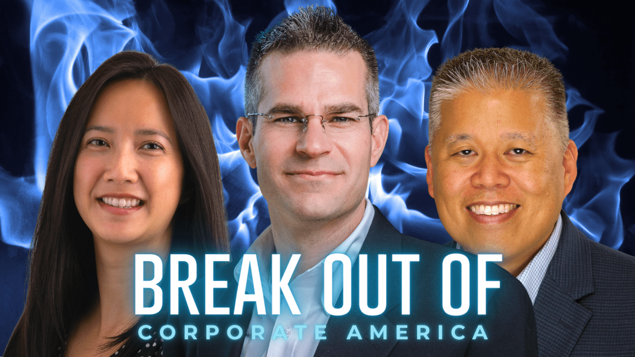 EPISODE #259 | Break Out of Corporate America with Multifamily – With Jenny Gou & Steven Louie