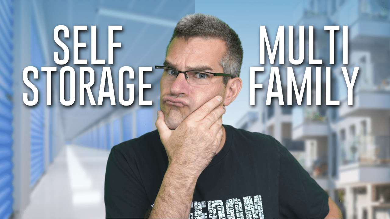 The Better Investment: Self Storage VS. Multifamily