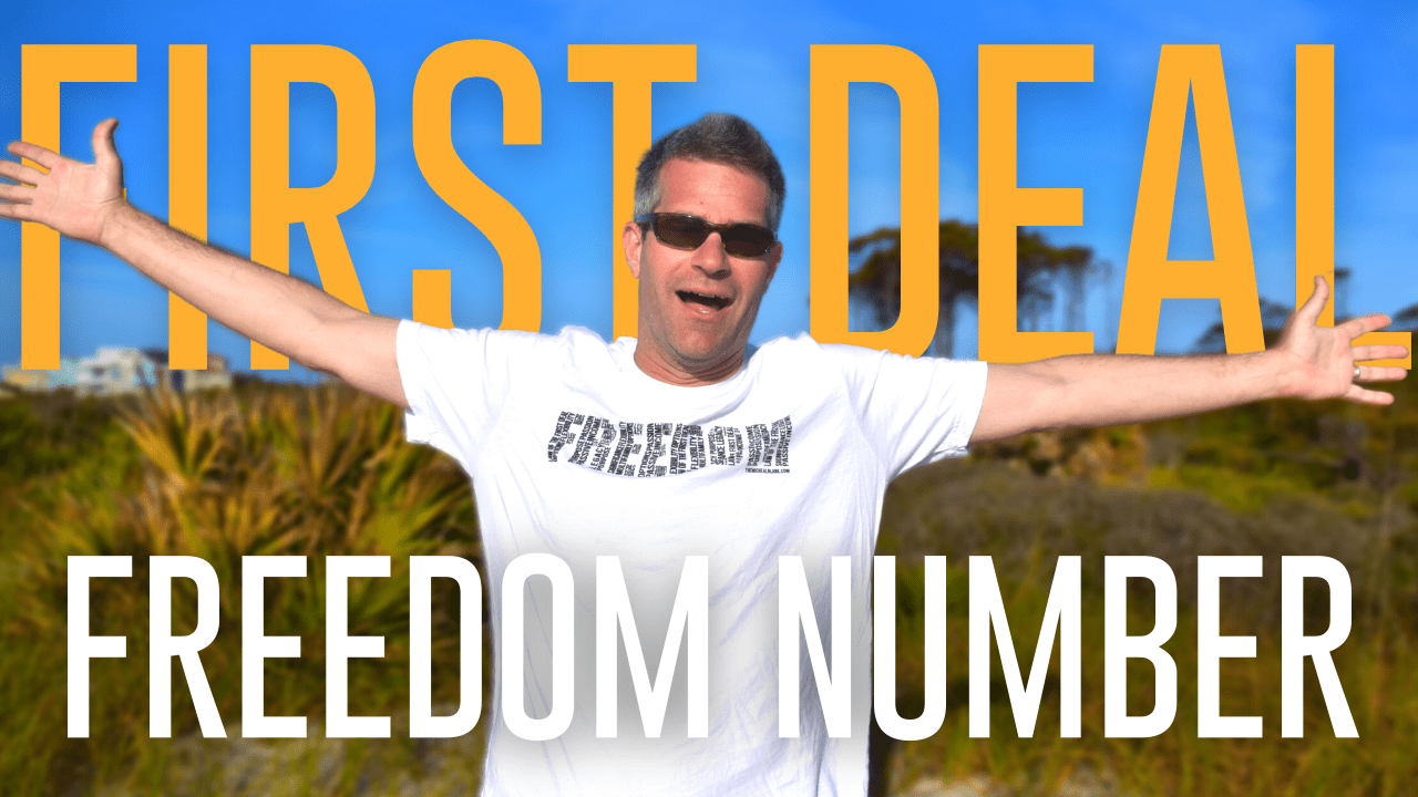 What's Your Financial Freedom Number?
